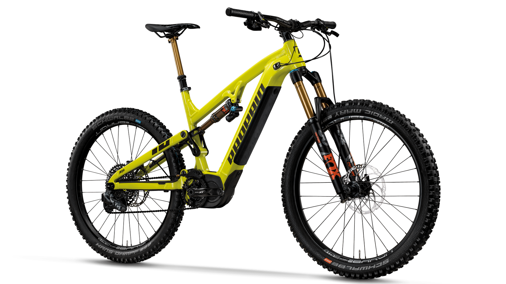 Enduro Bike Tyee Propain